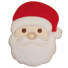 APPLIQUE CLAUS FREE PATTERN SANTA « FREE Knitting PATTERNS